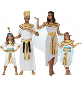 Grupo Disfraces de Egipcios faraones baratos