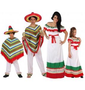 Grupo Disfraces de Mejicanos