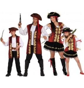 Grupo Disfraces Piratas
