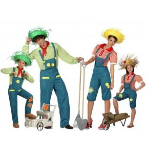 Grupo Disfraces de Granjeros