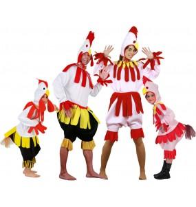 Grupo Disfraces de Aves de Corral