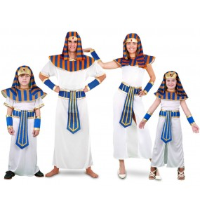 Grupo Disfraces de Faraones