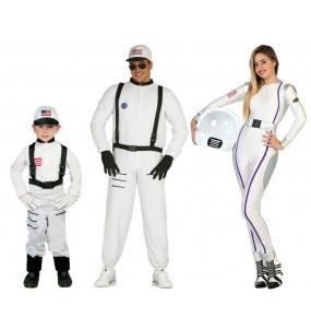 Grupo Disfraces de Astronautas