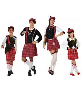 Grupo Disfraces de Escoceses new