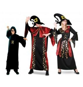 Grupo Disfraces de Magos