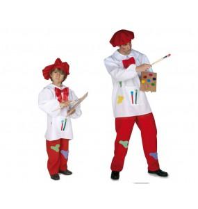 Grupo Disfraces de Pintores