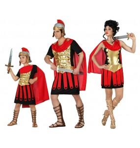 Grupo Disfraces de Guerreros Romanos