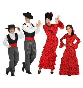 Grupo Cordobeses y Sevillanas Rojas