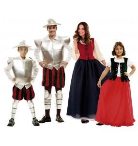 Grupo Disfraces de Don Quijote
