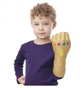 Guantelete del infinito de Thanos para niños