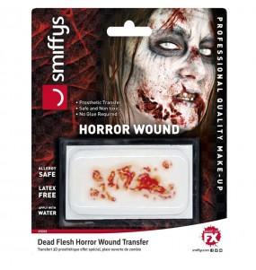 Herida Carne Muerta Halloween