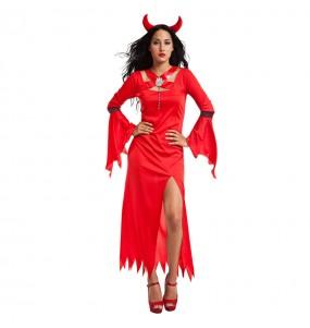 Disfraz de Demonia Adulto