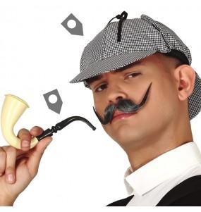 Kit Accesorios Disfraz Sherlock