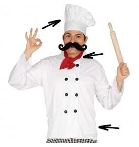Kit Disfraz Cocinero