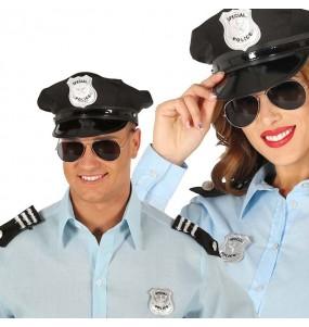 Kit Disfraz Policía