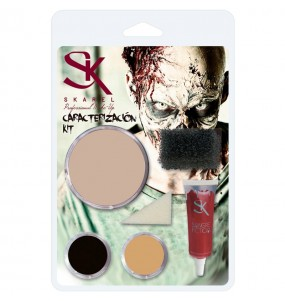 Kit Maquillaje Caracterización Halloween