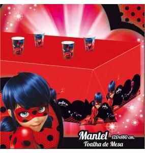 Mantel Cumpleaños Ladybug®