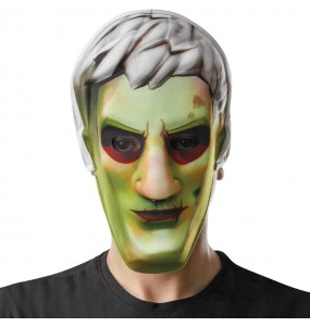 Máscara Brainiac de Fortnite