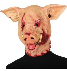 Máscara Cerdo Saw
