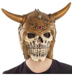 Máscara Esqueleto Vikingo