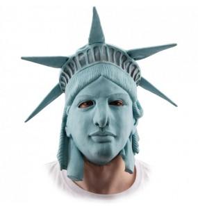 Máscara La Purga Estatua de la Libertad