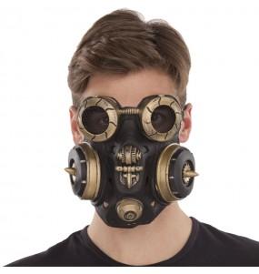 Máscara Steampunk Antigás