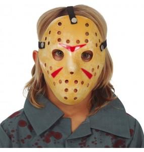 Máscara Hockey Terror infantil