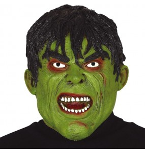 Máscara Hulk adulto