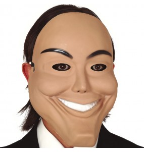Máscara La Purga Sonrisa hombre