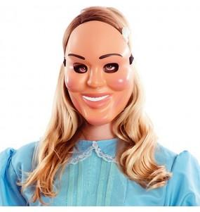Máscara La Purga Sonrisa mujer
