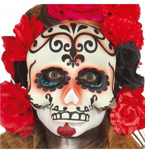 Máscara Mexicana Catrina
