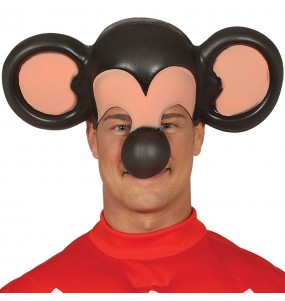 Máscara Mickey Mouse