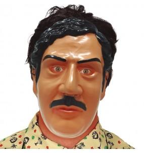 Máscara Pablo Escobar