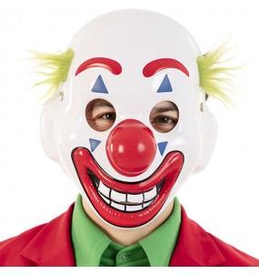 Máscara Payaso The Joker Movie