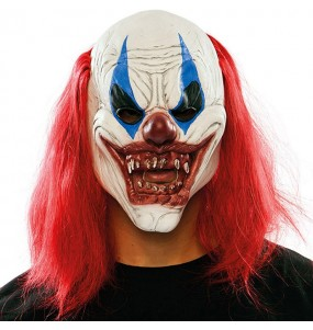 Máscara Payaso Sanguinario