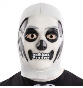 Máscara Skull Trooper de Fortnite