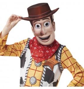 Máscara Woody Toy Story