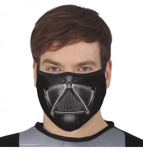 Mascarilla de Darth Vader para adulto