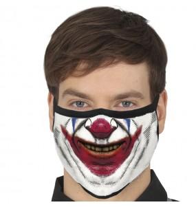 Mascarilla de Joker Joaquín Phoenix para adulto