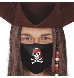 Mascarilla de Pirata para adulto