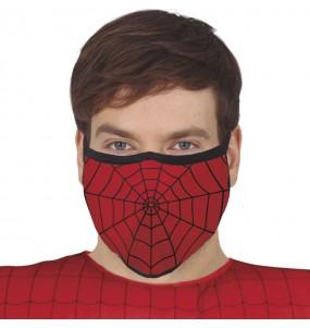 Mascarilla de Spiderman para adulto