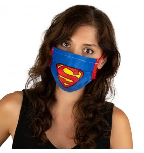 Mascarilla de Superman para adulto