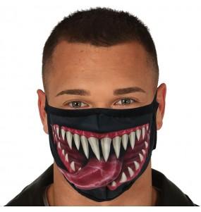 Mascarilla de Venom para adulto