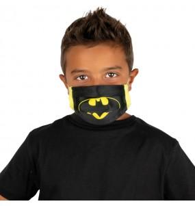 Mascarilla infantil de Batman