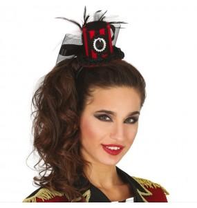 Mini Sombrero Domadora Circo