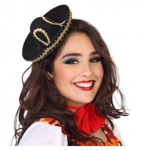 Mini Sombrero Mariachi Mexicano
