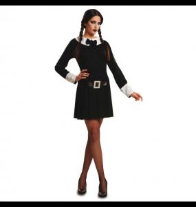 Disfraz de Miércoles Addams