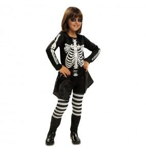 Disfraz Niña Esqueleto
