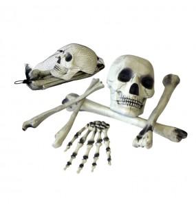 Set de 6 Huesos Halloween