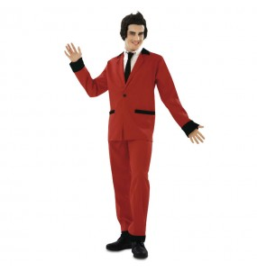 Disfraz de The Beatles Rojo